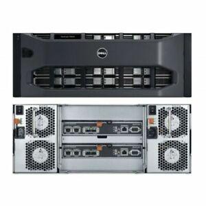 "Dell EqualLogic PS6210E 24x 600GB 6G 15K 3.5"" SAS iSCSI SAN Storage 10GbE/10Gb"