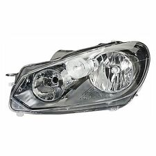 Headlight, fits: VW Golf 6 '08-> Right | HELLA 1LG 009 901-241