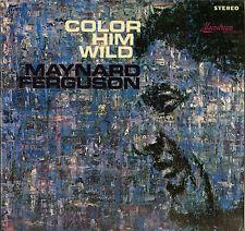 "MAYNARD FERGUSON ""COLOR HIM WILD"" JAZZ LP 1965 MAINSTREAM S 6031 STEREO"