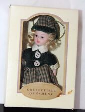 Regent Good Old Values Collectible Ornament Doll