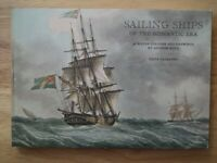 Sailing Ships of the Romantic Era by Antoine Roux