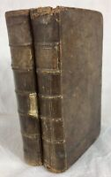 Antique Shakespeare: Romeo & Juliet / Merchant of Venice etc, Hardback Books x 2