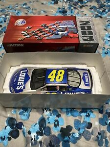 2003 Action #48 Jimmie Johnson Lowe's Monte Carlo Limited Edition 1:24