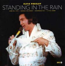 ELVIS PRESLEY - STANDING IN THE RAIN -  FIRST PRESS ORIGINAL CD