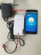 Wi-Fi Remote Gas pool Heater Thermostat/Timer Sauna program Temperature Control