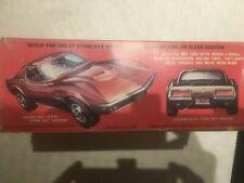 model kit 1969 corvette sting ray orig. MPC 569