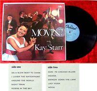 LP Kay Starr Movin!
