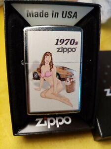 Zippo lighter rare new in zippo box