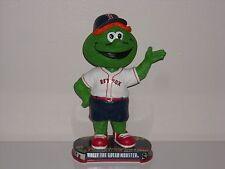 WALLY GREEN MONSTER Boston Red Sox Mascot Bobble Head 2017 Headlines Base New