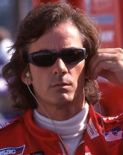 1996 Indy Racecar Driver ARIE LUYENDYK Glossy 8x10 Photo Indianapolis 500 Print