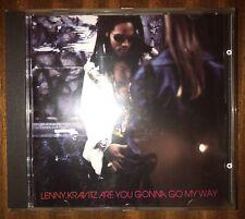 Lenny Kravitz - Are You Gonna Go My Way (CD, 1993)