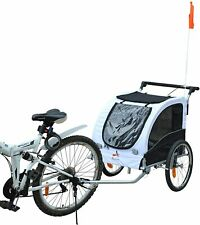 Pet Dog Bike Trailer and Stroller For Small and Large Dog Freeship