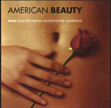 American Beauty [Original Soundtrack] Cd 1999 Dreamworks Vg