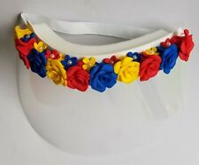 Face shield safety | floral girl | princess protection  Kids size