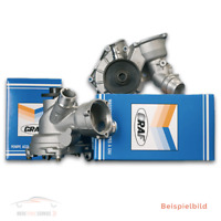 1 GRAF Wasserpumpe mechanisch AGILA ASTRA G Caravan ASTRA G CC CORSA C Kasten