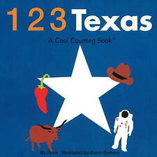 123 Texas: A Cool Counting Book by Puck (Board book, 2009)