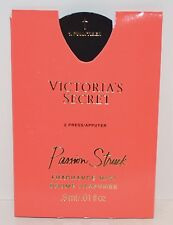 VICTORIA'S SECRET PASSION STRUCK SAMPLE SIZE FRAGRANCE MIST BODY SPRAY TRAVEL