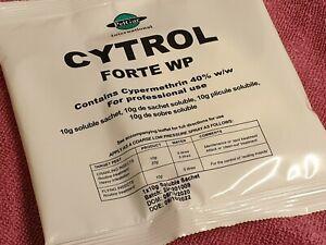 Cytrol Forte WP (Ficam alternative) 1x10g General crawling insects