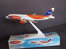 My Travel Airways Airbus A320 G-CRPH Premier Portfolio Pushfit Model  SM320-68