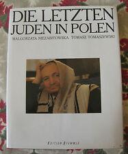 Die Letzten juden in Polen Le dernier juif de Pologne Niezabitowska Tomaszewski