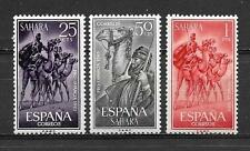 SPANISH SAHARA 1963. Complete series of 3  new stamps *              (2786)