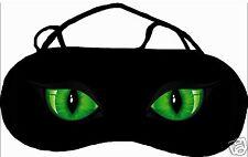 Masque de sommeil cache yeux de chat  personnalisable REF 73