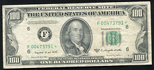 1950-C $100 ONE HUNDRED DOLLARS *STAR* FRN FEDERAL RESERVE NOTE