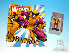 Batroc Statue Marvel Classic Collection Die-Cast Figurine Captain America #138