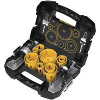 DEWALT 13 Pc Master Hole Saw Kit D180005 New