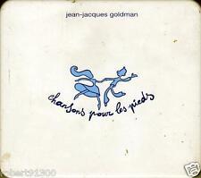 CD audio.../...JEAN JACQUES GOLDMAN.../...CHANSONS POUR LES PIED.../...