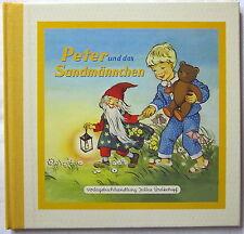 Peter und das Sandmännchen - Verlagsbuchhandlung Julius Breitschopf - Kinderbuch