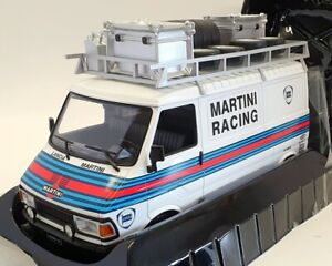 IXO Models 1/18 Scale 18RMCO59XE - 1983 Fiat 242 Martini Rally Team Assistance