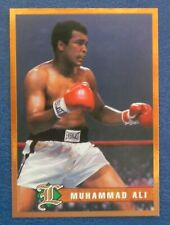 MUHAMMAD ALI 1993 Legends Copper Foil Border/Logo Card #23 _ Very Nice