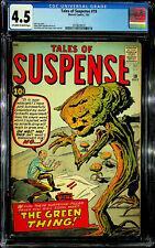 Tales of Suspense #19 (Jul 1961, Marvel) - CGC 4.5