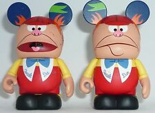 Disney Alice in Wonderland Series Vinylmation ( Tweedle Dee & Dum ) Set