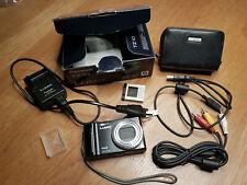 Panasonic LUMIX DMC-TZ10 12.1MP Digitalkamera schwarz