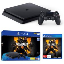 Call Of Duty 4 Black Ops COD IIII 1TB Sony Playstation 4 PS4 Game Console Bundle