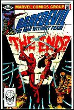 Marvel Comics DAREDEVIL #175 Elektra Frank Miller VFN 8.0