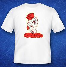 Vintage Decal  T-Shirt Tee Shirt  University of  VIRGINIA POLYTECHNIC  College
