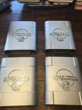Star Trek Enterprise Complete Series Seasons 1-4 dvd Very Good Condition Sci Fi