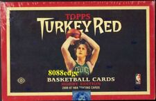 2006-07 06-07 TOPPS TURKEY RED NBA HOBBY SEALED BOX- WADE/SHAQ/LARRY BIRD AUTO