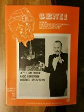 Genii Magazine May 1979 - Claude Klingsor