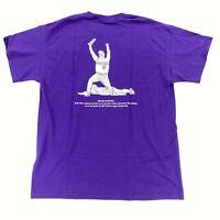 Colorado Rockies 20th Anniversary Men's T-Shirt Todd Helton Milestone • Size XL