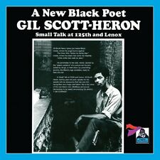 Gil Scott-Heron - Small Talk at 125th & Lenox [New CD] UK - Import