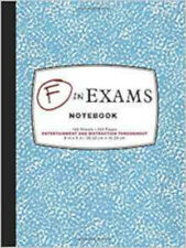 F in Exams Notebook, Excellent, Benson, Richard Book