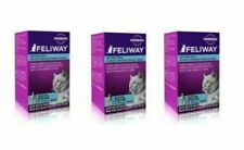 FELIWAY Classic Three  30 day, 48 mL. Diffuser Refills  expdt mar21,feb22,apr22