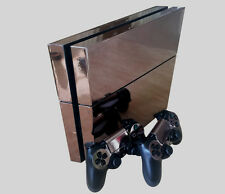 Tungsten flash SONY PS4 DECAL PROTECTIVE STICKER for SONY/PS4 CONSOLE CONTROLLER