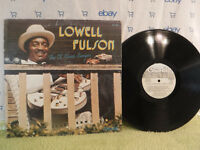 Lowell Fulson, The Ol' Blues Singer, 1976, Granite Records GS 1006, Blues