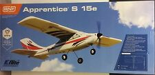 E-Flite EFL3180 Apprentice S 15e BNF with SAFE