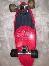 🛹 Kryptonics Mini Fat California Cruiser 23""